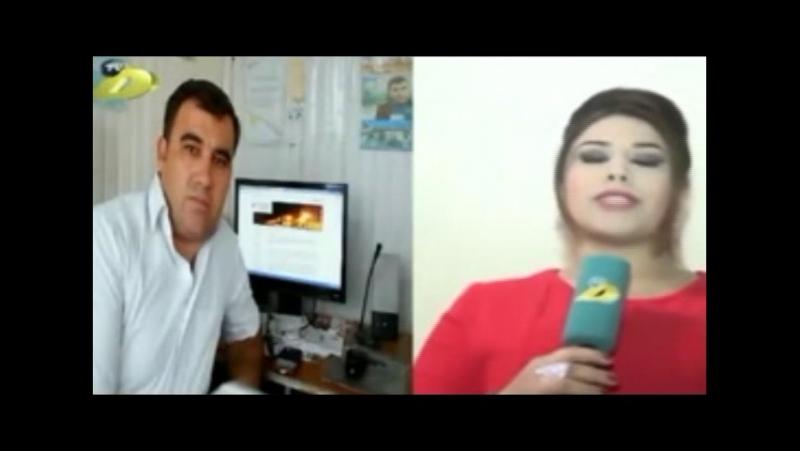 DTV telekanalının ən sevilən aparıcısı Səadət Arifqızına təbriki üçün təşəkkür edirəm