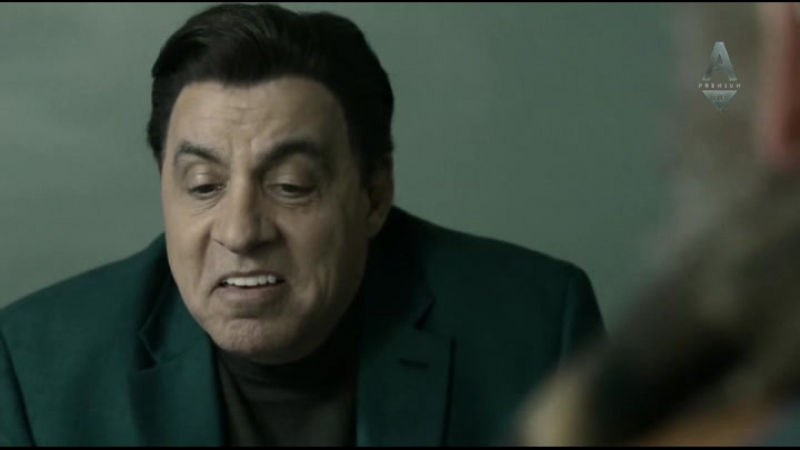 Лиллехаммер (3 сезон - 3 серия из 8) - Lilyhammer