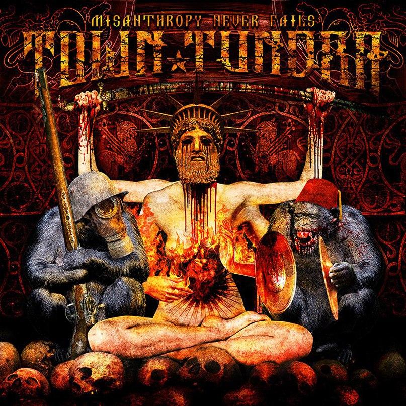 Новый альбом TOWN TUNDRA - Misanthropy Never Fails (2017)