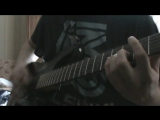 Motionless In White - Necessary Evil ( cover by Orion)