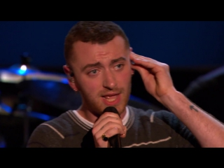 Sam Smith - Too Good at Goodbyes in the Live Lounge 09 2017