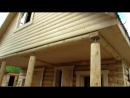 Дом с Баней из бревна / Сруб 6х4.5
