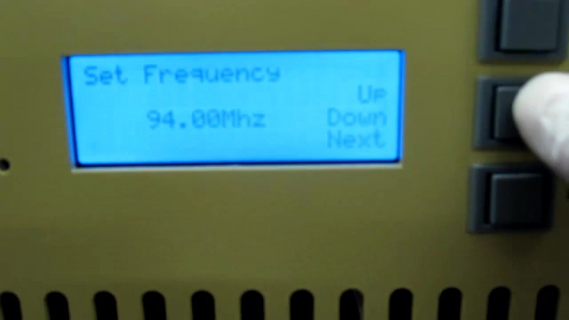 Tugicom - DCE1000 1kw FM transmitter