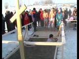 К праздник Крещения православные верующие могут совершить обряд омовения в водах реки Кеть