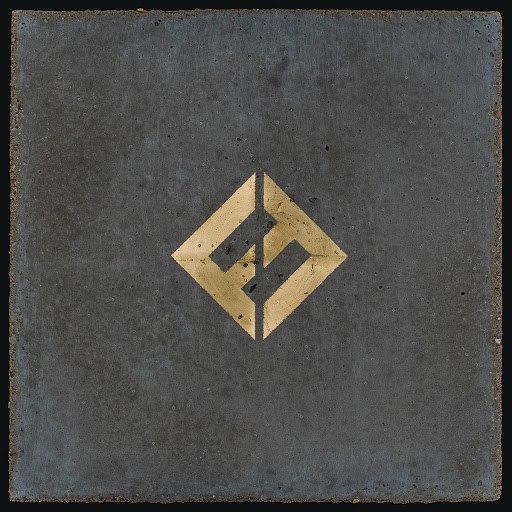 Foo Fighters альбом Concrete and Gold