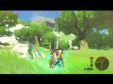 Сиджея из GTA: San Andreas перенесли в The Legend of Zelda: Breath of the Wild.