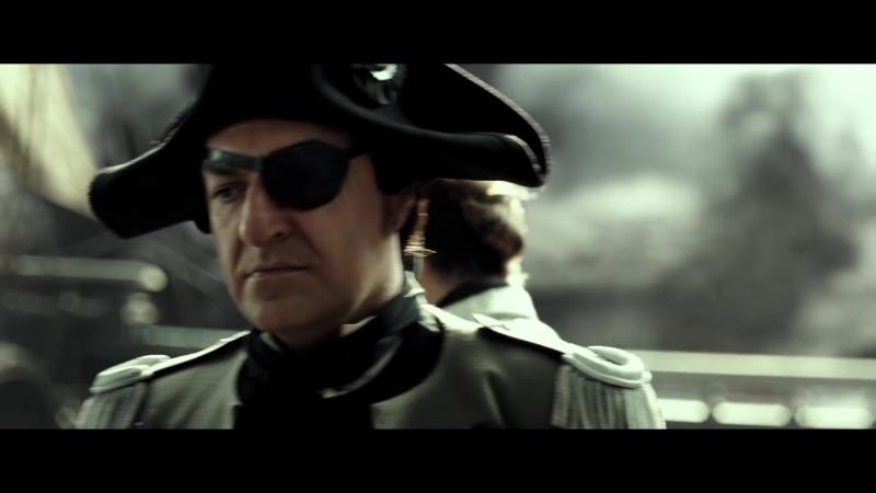 Пираты Карибского моря 5 ► Джек Воробей в молодости ► Салазар рассказывает историю (ЧАСТЬ 1)