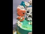 Торт мимишки