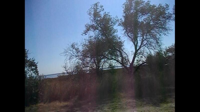 Коса Чушка в Керченском проливе - набираемся впечатлений