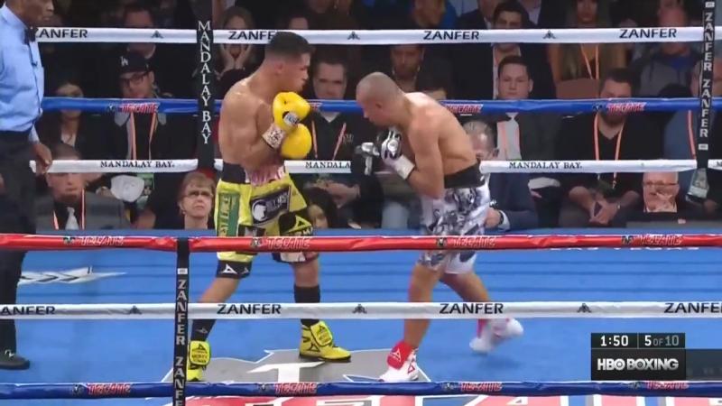Orlando Salido vs. Miguel Roman HD