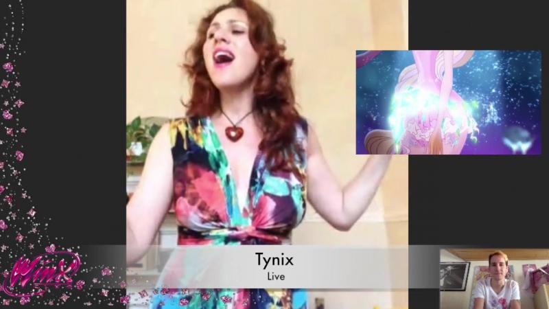 Winx Club - Interview Elisa Rosselli Performance (Winx Singer Italian)_0001
