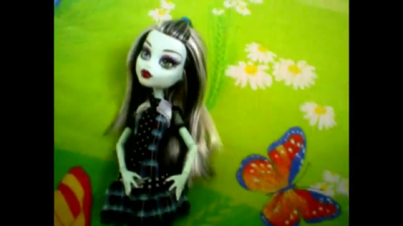 Akcent on and on StopMotion Monster High