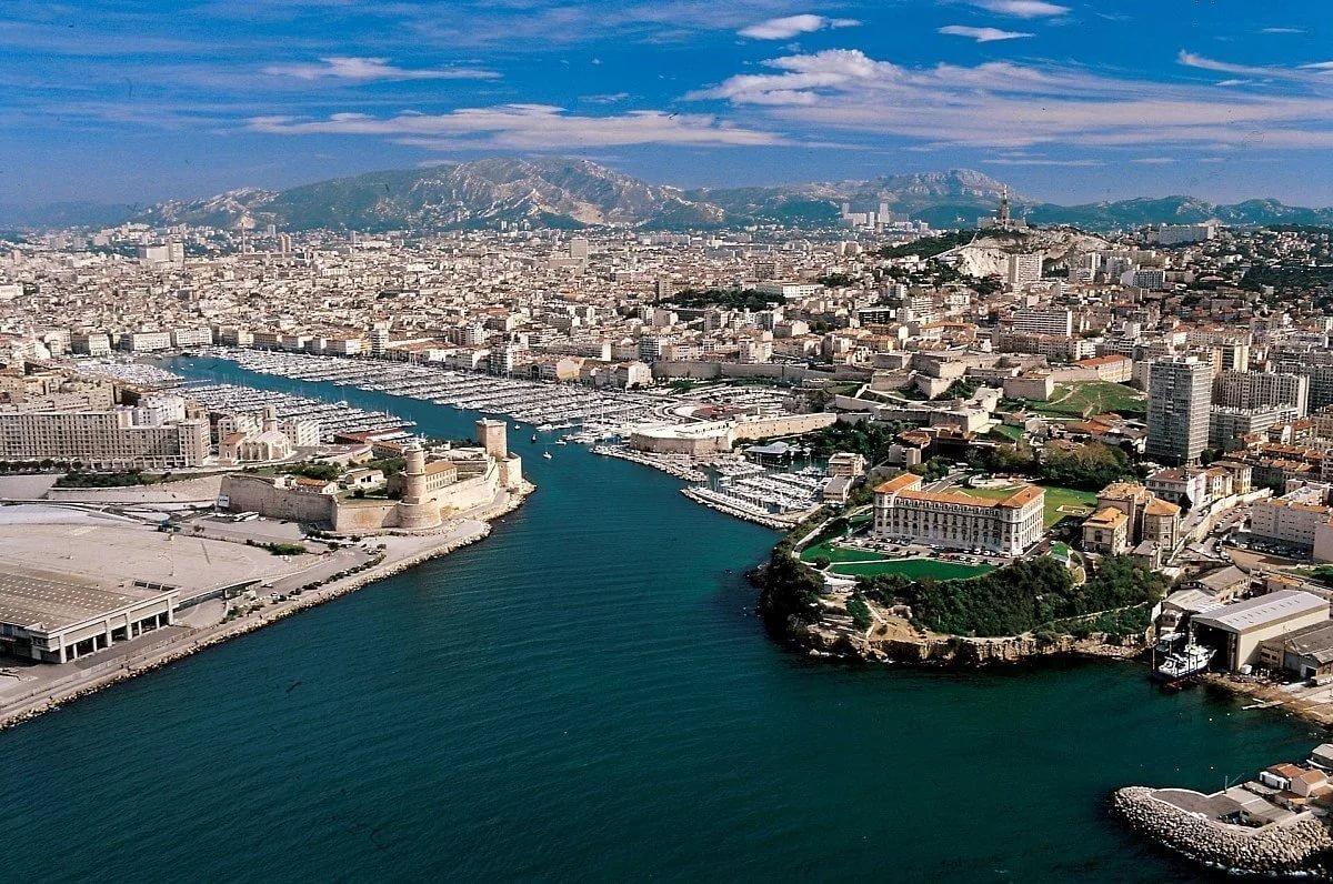 Панорама исторической части города
