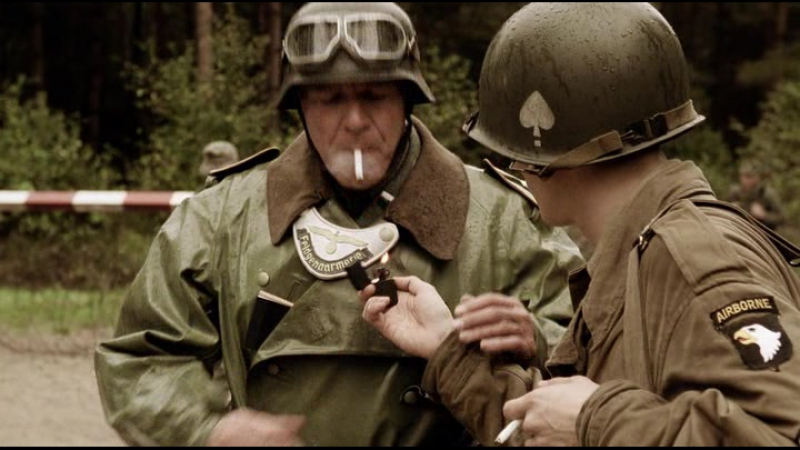 Band of brothers (cut)