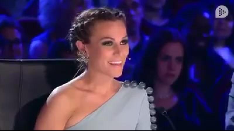 """Got Talent Spain Cesar Brandon, escritor de el libro """"Las Almas de Brandon"""""""