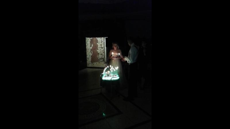 Сімейний очаг Весілля Оксани і Вітальки)
