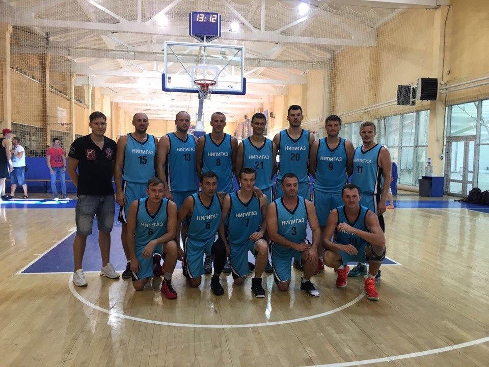 НИПИГАЗ Краснодар Суперфинал МЛБЛ 2017