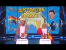 Margot and  Chris Face Off in the Battle of the Best Aussie