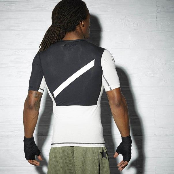 Компрессионная футболка для тренировок Combat