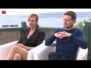 Interview Julia Roberts Jack OConnell MONEY MONSTER Cannes 2016