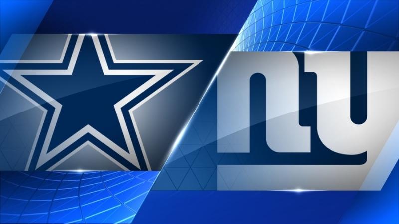 NFL 2017-2018 / Week 14 / 10.12.2017 / Dallas Cowboys @ New York Giants