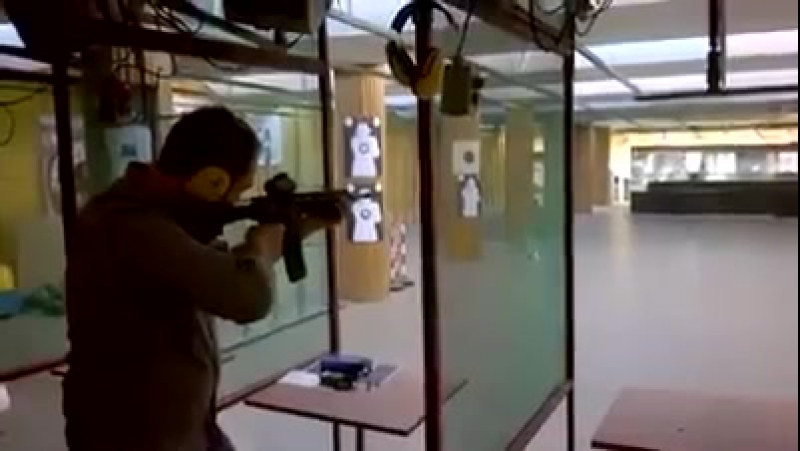 Machine Gun Peter