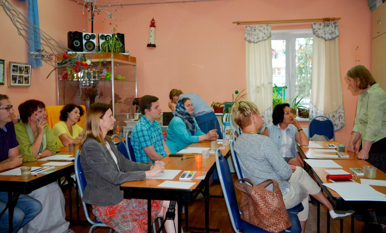 семинар-практикум Творчество и мир