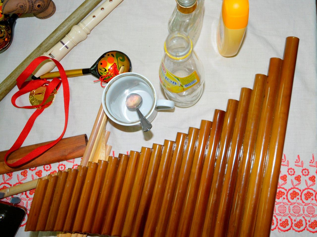 семинар-практикум - музыкальные инструменты