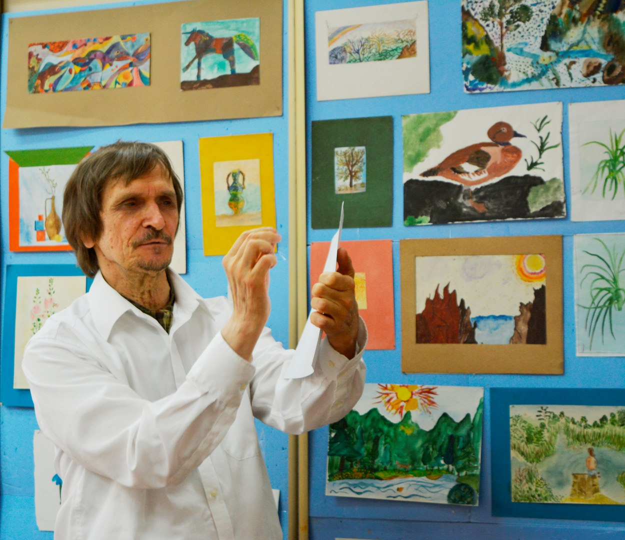 "семинар-практикум ""Творчество и мир"" - Александр Васильевич Лубенко"
