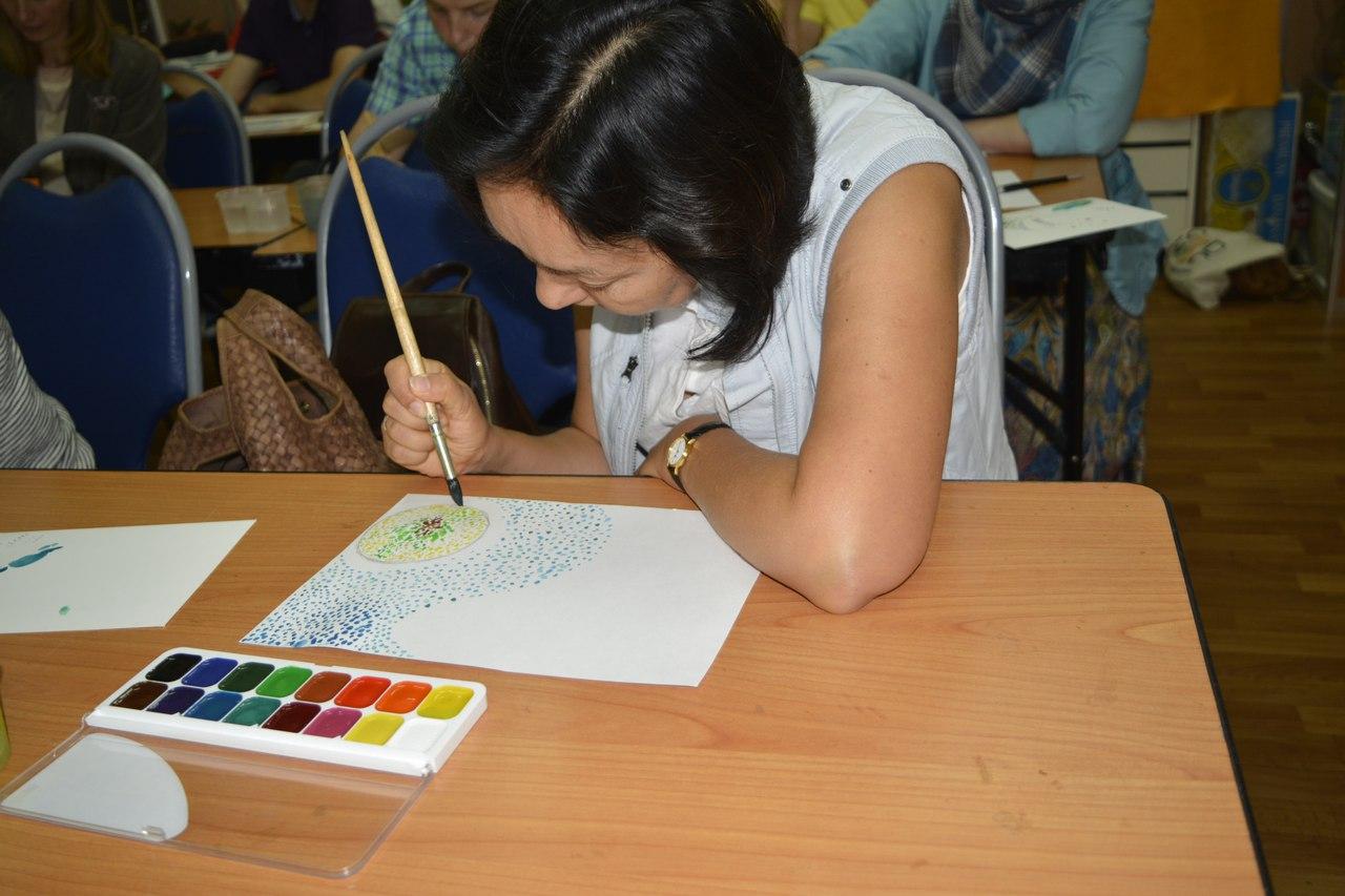 """семинар-практикум """"Творчество и мир"""""""