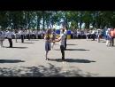 Танец выпускных классов