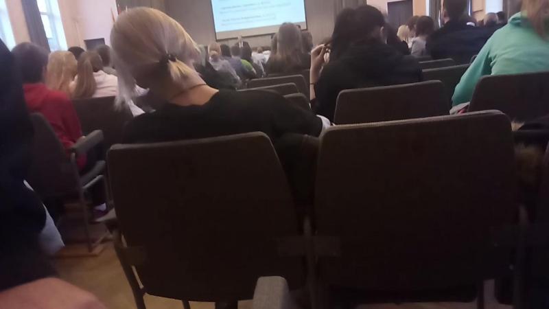 Топорные выборы председателя Студсовета в СПбГАУ (ч.4 и ч.5)