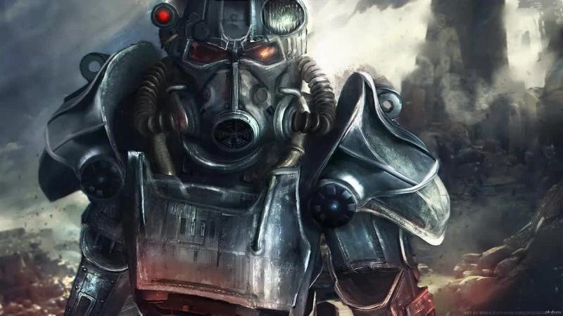 Fallout 4. Выживание. 21. Инопланетяне, артефакты, немного оутласта