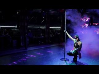 Любители 1 место Miss Desire 2017. Маркова Кристина Ярославль. Pole pride dance studio