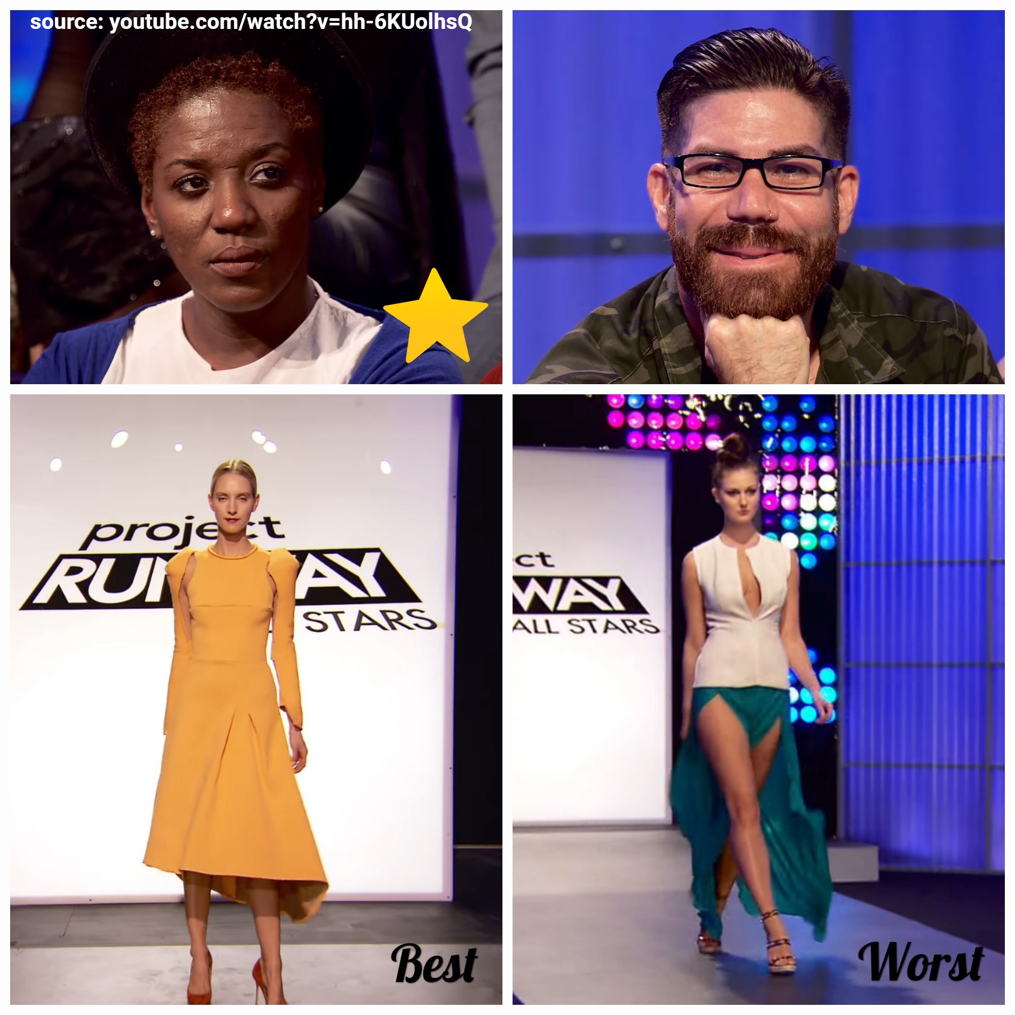 Project Runway All Stars season 6 episode 1 winner, best and worst design, who got eliminated