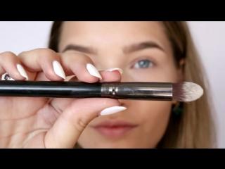 10 лучших кистей для макияжа (обзор всех кистей LUXVISAGE)
