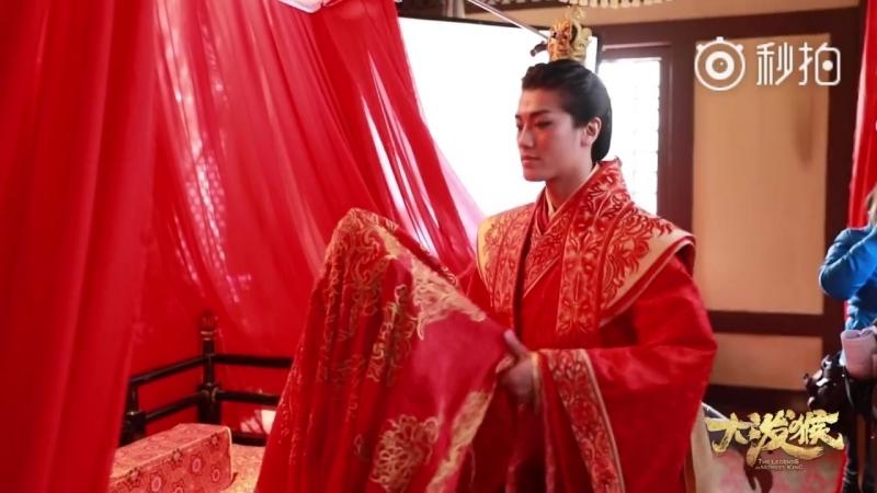 Jin Akanishi 大泼猴 The Legends of Monkey King Легенды о короле обезьян