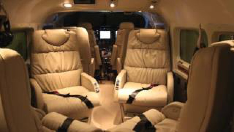 Private Plane Cabin Ambience – Cessna Caravan Prop Airplane Interior (ASMR, Relaxation, White Noise)
