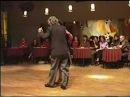 Tango Milonguero Alberto Dassieu y Paulina Spinoso