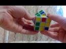кубик рубика без формул ни куда не пишем и не заучиваем всё запоминаем в уме