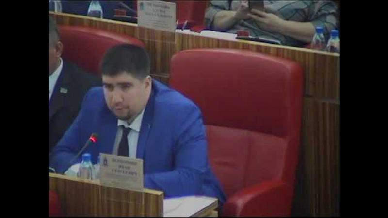 Опять капремонты Депутат Иван Вершинин о затопленных квартирах в Лимбяяхе