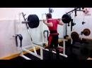 присед 170х3 squat 170х3 kg