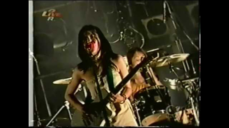 OOIOO live in Club Quattro, Tokyo 5-8-00