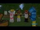 FNAF vs Mobs The Hunger Games Full Parts - Monster School Five Nights At Freddys