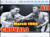 Muhammad Ali vs George Chuvalo 23rd of 61 - March 1966 - HD Version