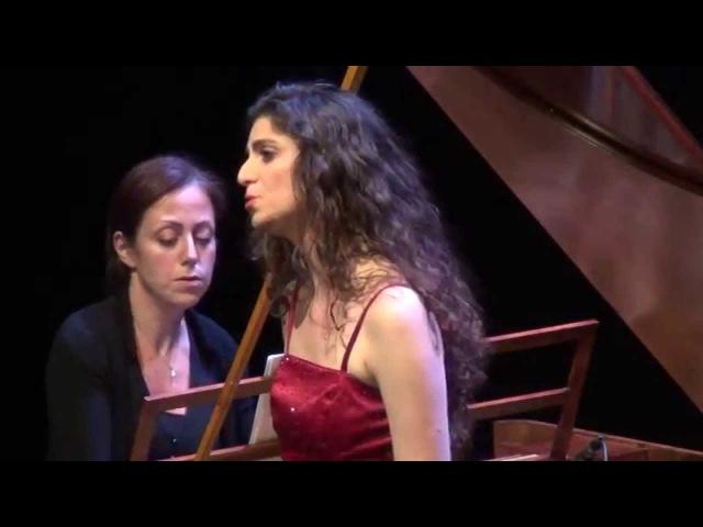 F. Mendelssohn Bartholdy, Erster Verlust (Reut Rivka - soprano)
