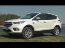 Тест-драйв Ford Kuga.Проверяем обновленный Форд Куга на жесткость кузова и проходимость
