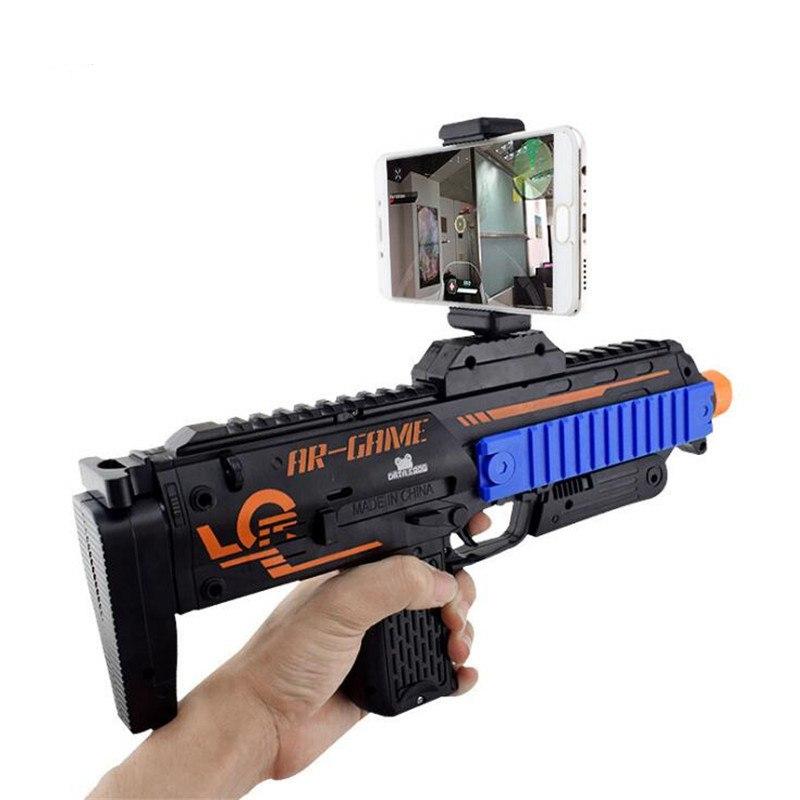 Bluetooth Геймпад - VR-Пистолет Третья ссылка - Автомат