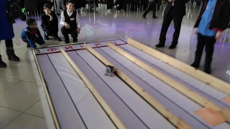 🎉Пятый национальный республиканский турнир по робототехнике и изобретательскому творчеству «БУЛАТ» [клуб «Контакт»]🎊