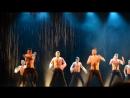 Шоу под дождем.Санкт-Петербургский театр танца Искушение